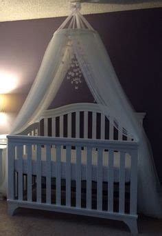 My Alexandria S Lovely Diy Crib Canopy And Butterfly Baby Canopy Crib