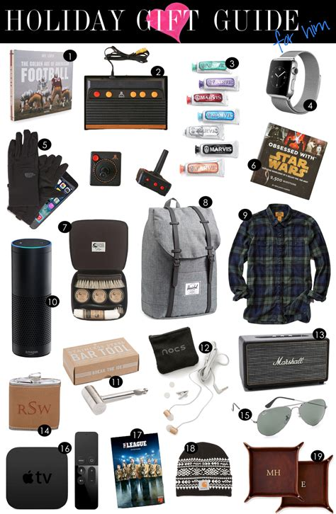 25 great tech gifts for mom design sponge holiday gift guide for him kiki s list
