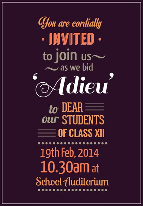 Farewell Party Invitation Template 20 Free Psd Format Download Free Premium Templates Farewell Invitation Template