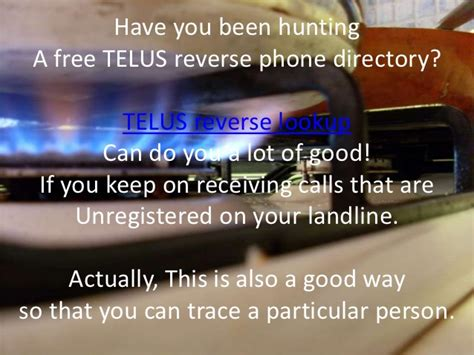 Telus Phone Numbers Lookup Telus Lookup
