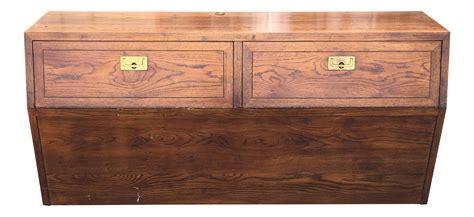 Headboard And Dresser by Henredon One Caign Dresser Headboard And