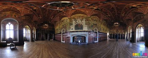 The Burrow Floor Plan by Picture Sx03326 03373 Great Hall Cardiff Castle Panorama