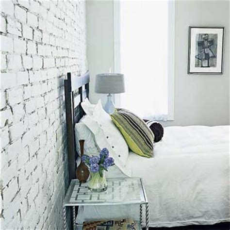 Whitewash Interior Walls by Whitewash Interior Exposed Brick 100 Diy Upgrades For