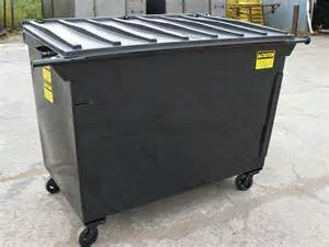 trash storage containers rear load containers for waste management nedland