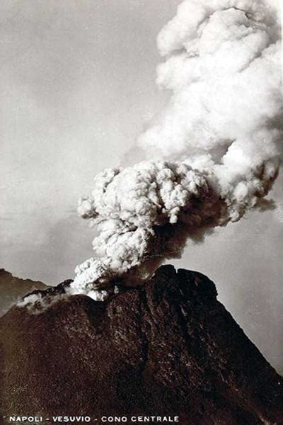 the eruption of vesuvius in 1872 classic reprint books postcards of the past vintage postcards of mount