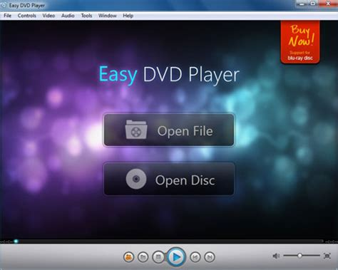 Easy Dvd Player free mp4 player easy dvd player worked as mp4 player software