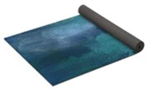 8794 Proguard Model X Blue tranquility abstract painting canvas print canvas by woods