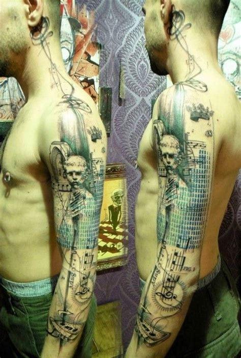 xoil tattoo convention tatuajes abstractos por xoil ctrl x ctrl x