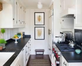 cottage galley kitchen cottage galley kitchen designs in