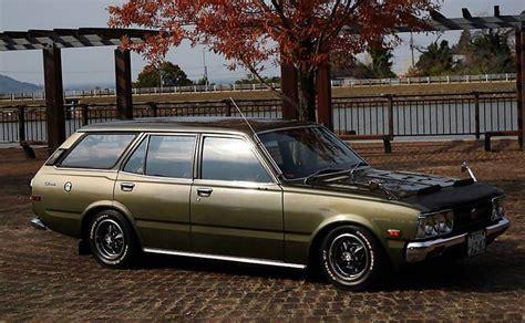 Toyota Corona Wagon Toyota Corona Wagon Toyota Corona Oldschooljdm Jdm