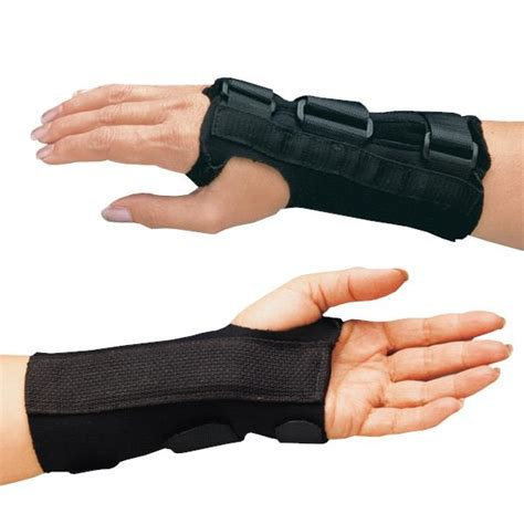 Comfort Cool by Comfort Cool D Ring Wrist Orthosis Wrist Supports