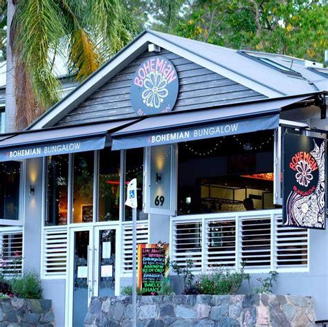 bohemian bungalow taste of noosa visit noosa