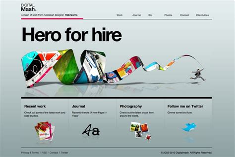 nice web layout design graphic design inspirations part i 187 graphic design