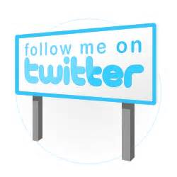 Follow me on twitter billboards