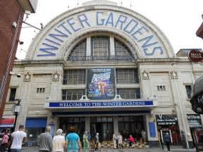 winter gardens blackpool for pinterest