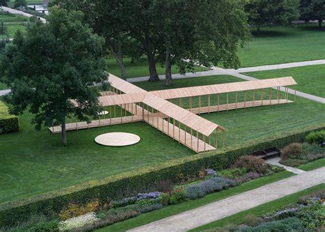 garden pavillon king s garden pavilion krupinski krupinska arkitekter