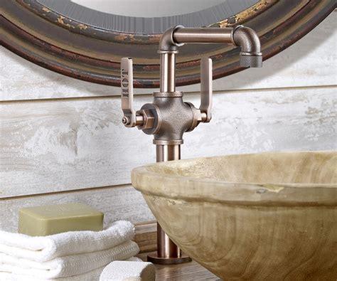 Möbel Industrial Style 630 by Rubinetti In Stile Industriale Ideare Casa