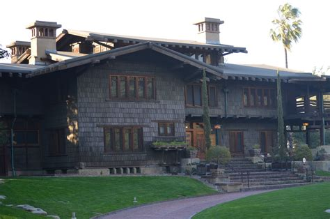 House Pasadena by Home On The Range Gamble House Pasadena California