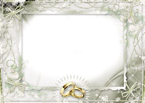 Wedding Borders In Photoshop by Central Photoshop Wedding Frames Png