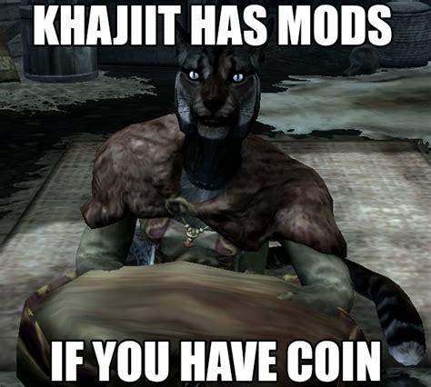 Khajiit Meme - image gallery khajiit quotes