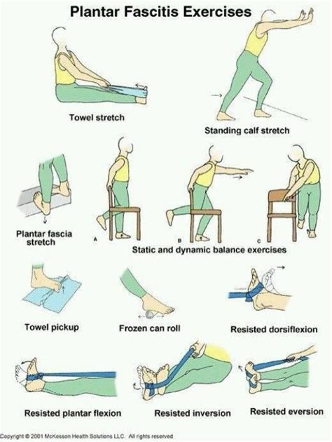 17 Best Images About Stretches On Pinterest Muscle Planters Fasciitis Stretches