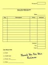 free printable petty cash taxi rent sales receipts for