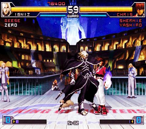 imagenes gif kof 2002 the king of fighters 2002 um tumblr