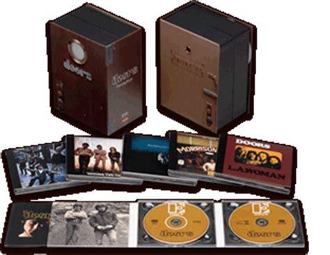 The Doors Album Box Set die platten