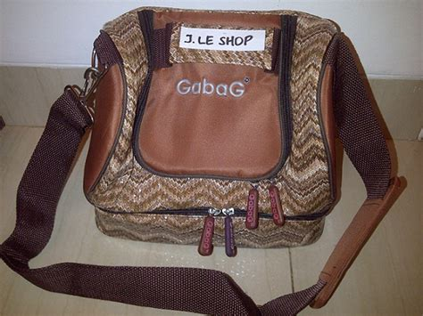 Cooler Bag Tas Gabag Borneo cooler bag gel gabag diskon murah meriah