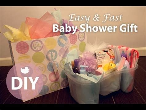 fast and easy baby shower diy easy fast baby shower gift for both boys