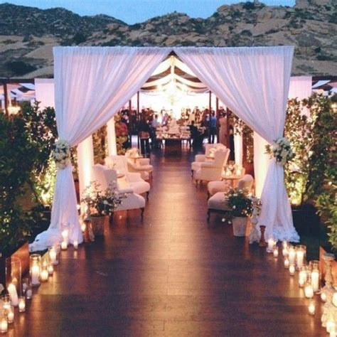 wedding outdoor reception outdoor wedding reception entrance decoration ideas oosile