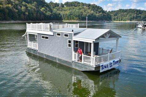 living on a tiny boat harbor cottage tiny houseboat tiny house blog