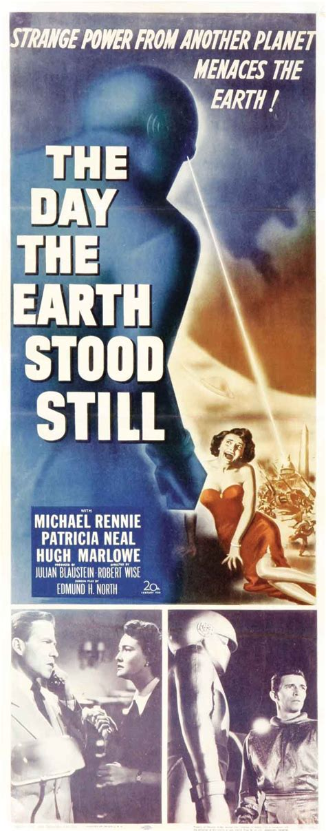 The Day The Earth Stool Still by The Day The Earth Stood Still The Day The Earth Stood