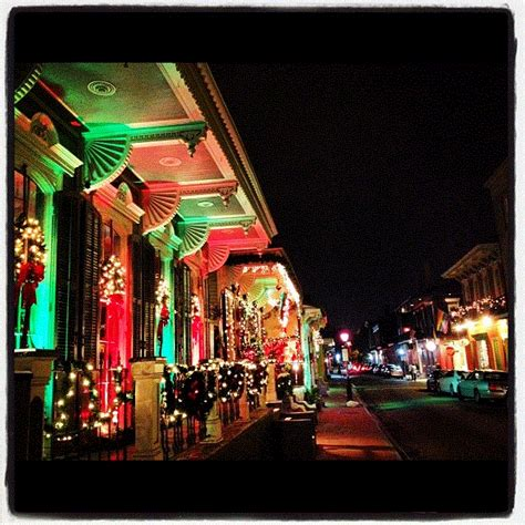 gonola instagram pick of the week french quarter lights