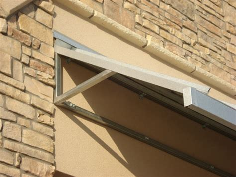 standing seam metal awnings awnings dallas fort worth commercial metal