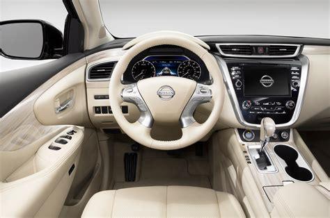 2015 Nissan Murano Interior 2015 nissan murano look photo gallery motor trend
