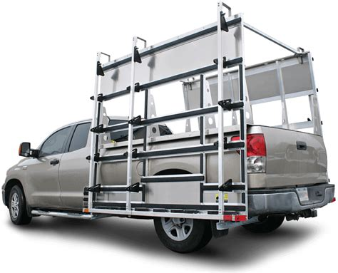 Glass Rack Truck by Best Glass Racks For Trucks Vans And Trailers