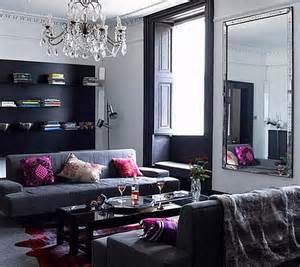 living room design black and grey living room