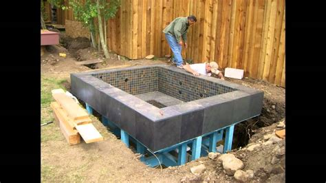 in ground bathtub 9 6 quot x7 6 quot nespa all tiled in ground hot tub spa www aquaprospas com mov sun valley
