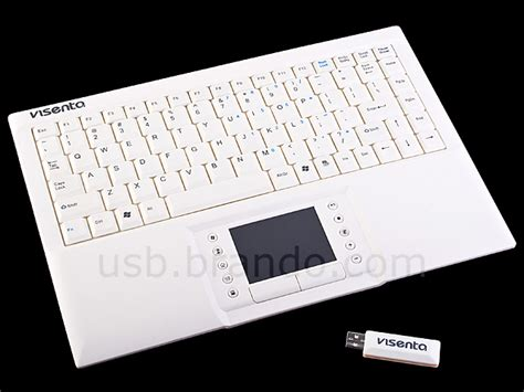 Best Terlaris Portable Usb Numeric Keypad K 015 Black visenta v1 wireless touchpad keyboard