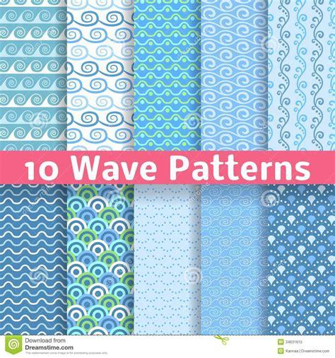 pattern web page seamless wave hand drawn pattern waves background