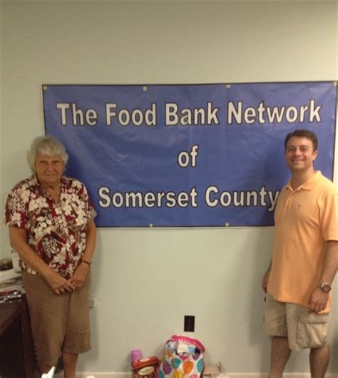 somerset county food bank network helping families since