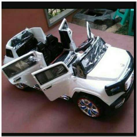 Mobil Aki Sport jual mainan anak mobil aki pliko mercedes g sport