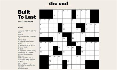 design dream up crossword saratoga living design issue crossword puzzle answer