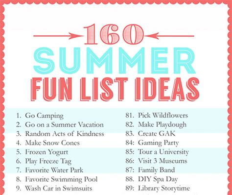 30 summer ideas the crafting