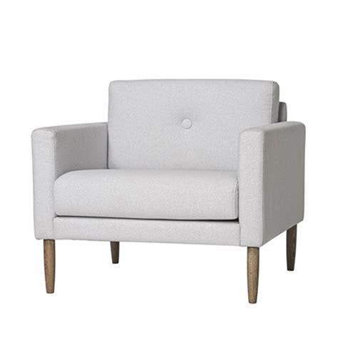 fauteuil tissu design fauteuil design tissu gris clair calm bloomingville