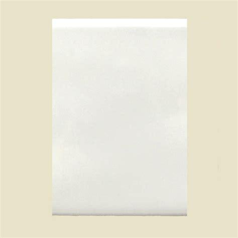 daltile semi gloss white 6 in x 8 in ceramic wall tile