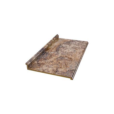 Antique Mascarello Laminate Countertop by Shop Belanger Laminate Countertops Formica 6 Ft