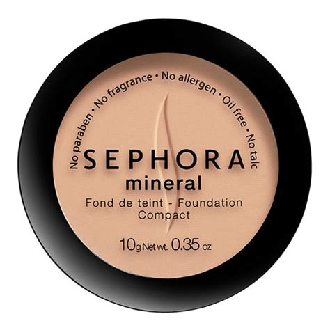 Sephora Compact Powder buy sephora collection mineral foundation compact