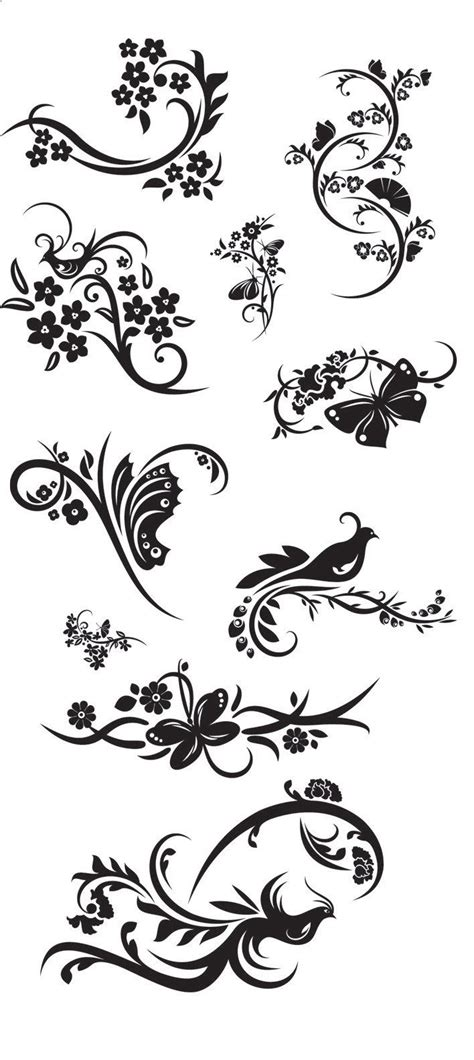 tattoo silhouette designs 68 best svg files images on